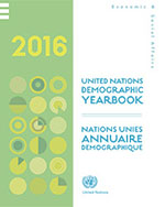 The United Nations Demographic Yearbook