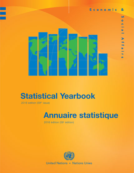 Statistical Yearbook - 59th Issue