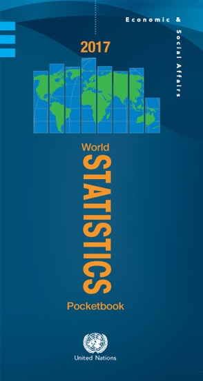 World Statistics Pocketbook – 2016 Edition